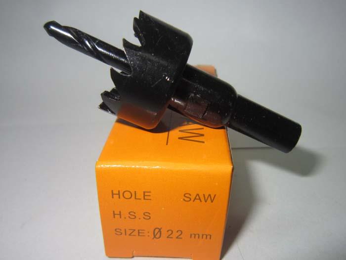 开孔器钻头