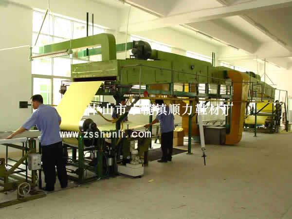 EVA海绵生产设备