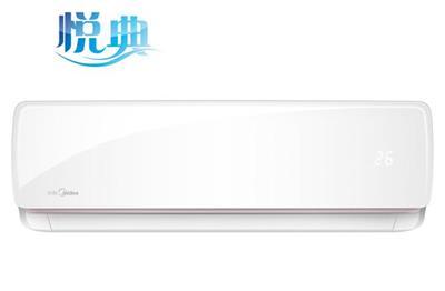美的空调:锦上添花kf-26gw/y-je(e3)(f)---中山美的空调定频/变频挂机