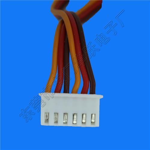 专业生产各种jst接线:1.0间距jst插头线