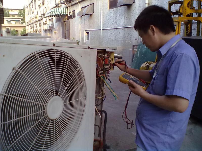 空调制冷设备维修