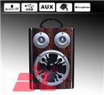 热销F5012背包音箱/电瓶手提音箱/220V家用户外背包音响带话筒