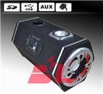 工厂大量供应 菱形 双喇叭车载音响6寸 带遥控USB功能