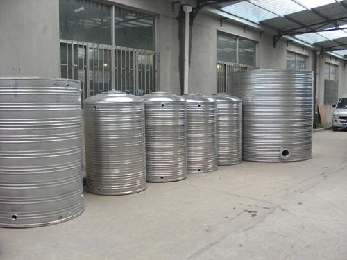供南京不锈钢圆柱形水箱-南京水箱(图)
