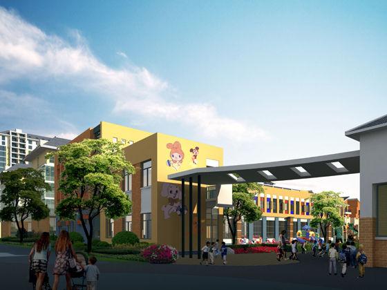 青岛幼儿园装修哪家好 青岛装饰公司排名 青岛最好的装饰公司 青岛最图片