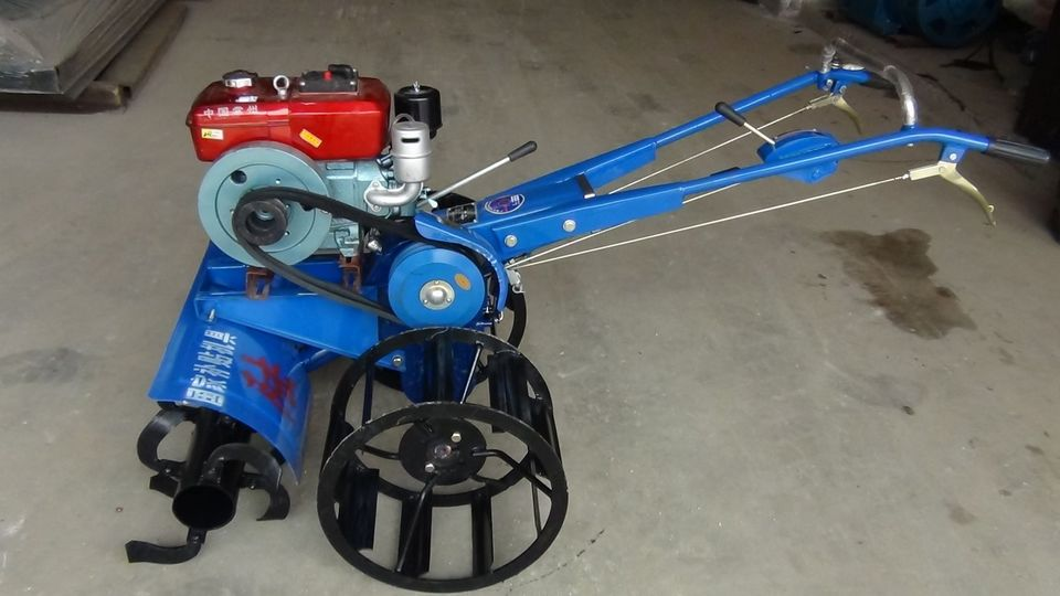 1WGQ4型微耕机