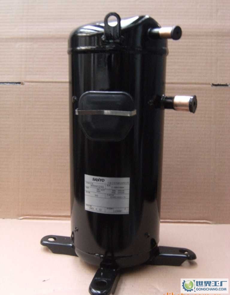 三洋涡旋压缩机-深圳市晶鑫机电制冷设备有限公司