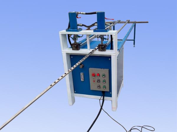 厂家供应不锈钢方管防盗网冲孔机 圆管打孔机 防盗网冲孔机