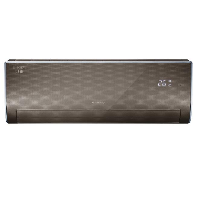 U铂壁挂式1.5匹变频空调 东莞变频空调专卖