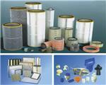 纤维粉末回收滤芯