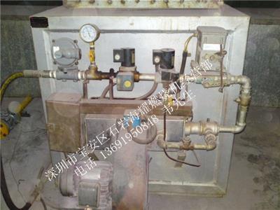 日本正英dcm管道式燃气烤箱烘箱烤房烤炉燃烧机