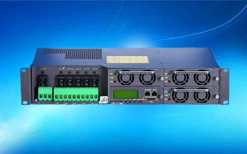 2U机架通信电源嵌入式系统