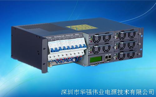 嵌入式通信电源的电源分配器