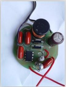 SMC管中管节能灯IC带缓启动