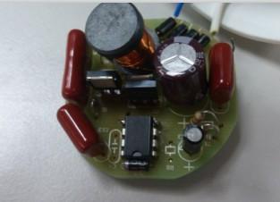 驱动IC镇流器节电方案
