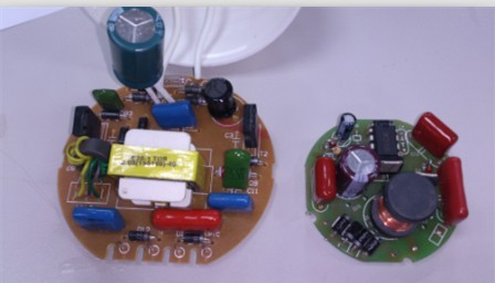 CFL{gx}节电的驱动IC方案