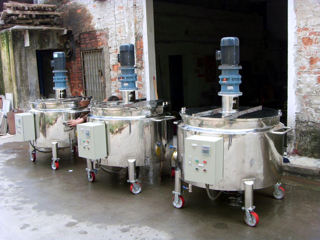 电加热搅拌桶图片|电加热搅拌桶产品图片由佛山市