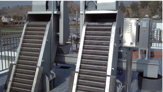 昆明水处理调备|XQ系列格栅机