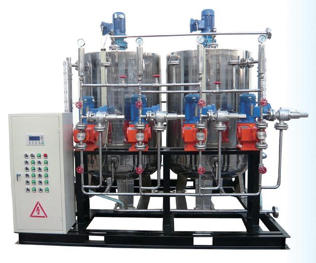 昆明水处理调备|GTF系列加药机
