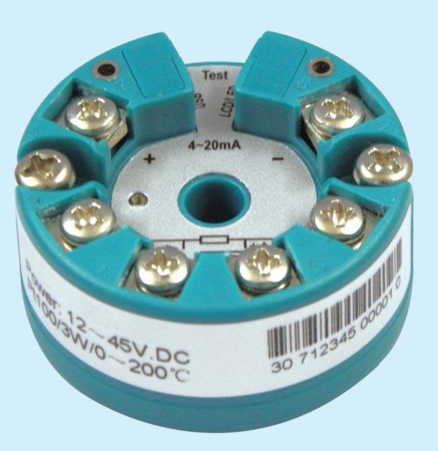 昆明自动化仪表|温度变送器