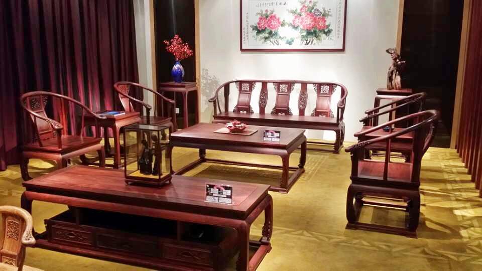 小叶红檀皇宫椅沙发产品图信息来自广州木缘居家具有限公司 http://gz图片