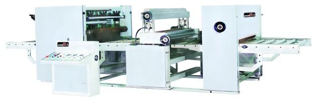 TMB-液压贴纸机
