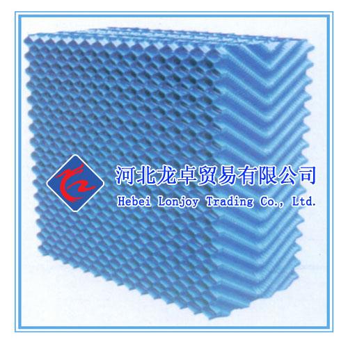 供应优质斜折波冷却塔填料