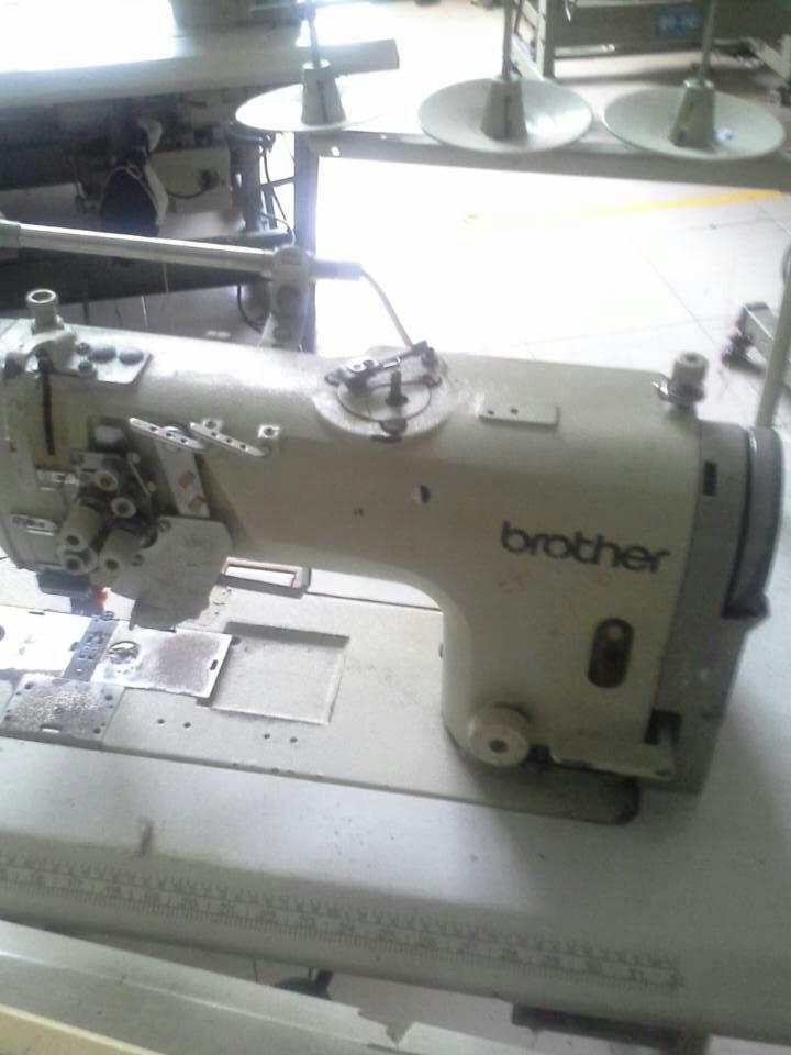 兄弟8420双针车图片 兄弟8420双针车产品图片由广州