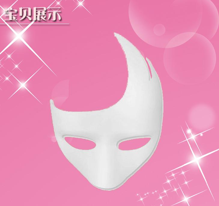 南毅面具厂家批发纸浆面具 凯撒皇纸浆面具 面具批发 舞会面具