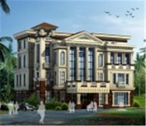 广州自建房屋设计