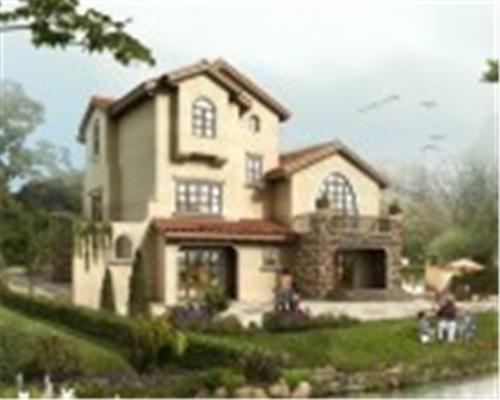 广州农村房屋设计