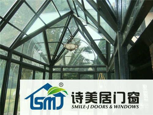 【组成结构】   组成:钢结构+阳光顶+塑钢门窗