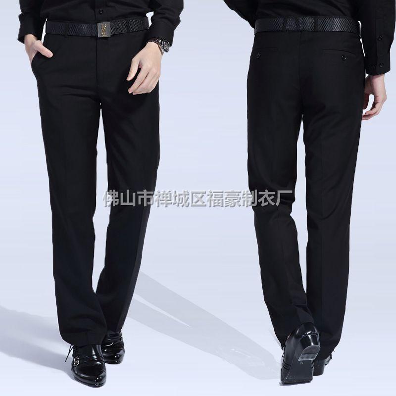 佛山夏季新款男式西裤生产厂家