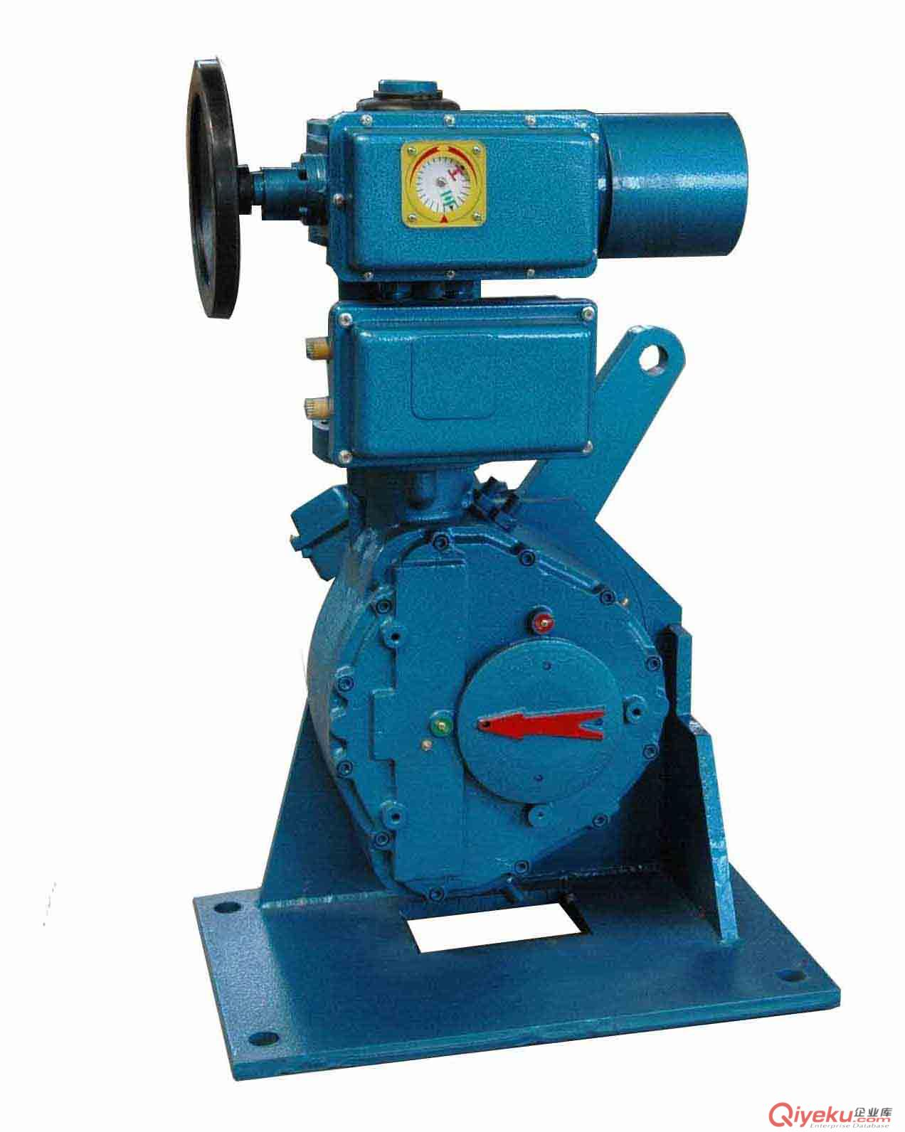 伯纳德技术电动执行器b+rs1825g-天津弗瑞亚自动化