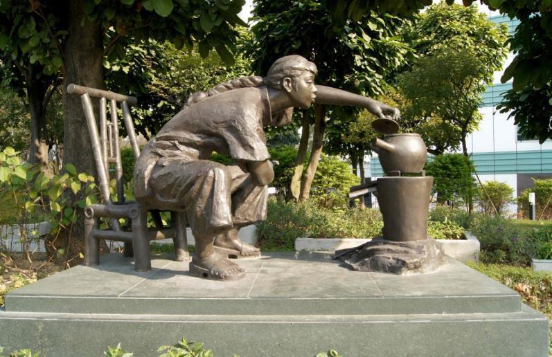 广州小品雕塑设计图片|广州小品雕塑设计产品图片由