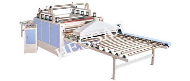 HY-T-338B 气压贴纸生产线