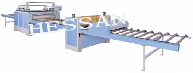 HY-T-668B  气压贴纸生产线