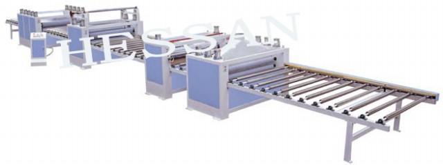 HY-T-668C 气压贴纸生产线
