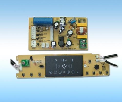 多功能带雾空气净化器控制器