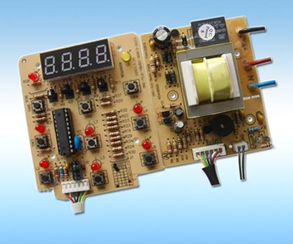 家电压力锅控制器图片),数码显示屏 家电压力锅控制器样板图,数码显示