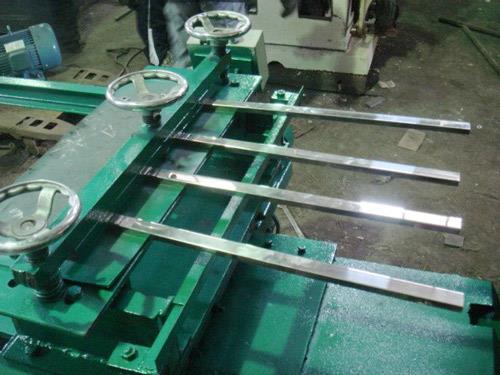 自动平面不锈钢管抛光设备 -方管抛光机