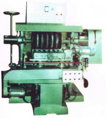 K-1300单轴不锈钢短管自动方管抛光机