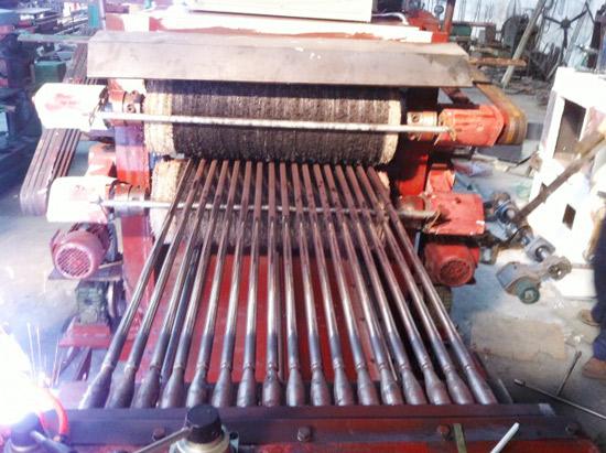 订制款1米5长圆管抛光机(精抛)
