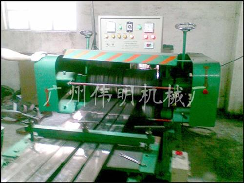 定制加长不锈钢方管抛光机-广东抛光机设备厂家