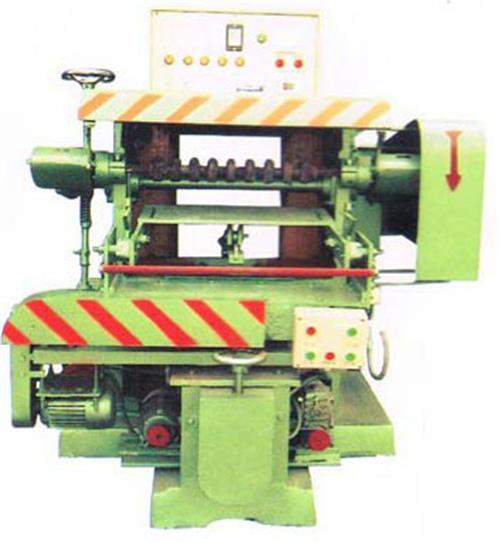 AS-1300单面自动研磨餐具抛光机(内弯)