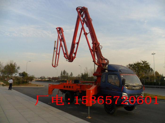 【混凝土泵车,混凝土泵车价格,小型混凝土泵车