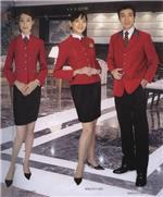 深圳酒店工作服訂做,深圳酒店制服訂做廠家