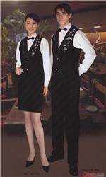 深圳西餐厅制服订做|深圳酒店制服订做