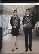 深圳西餐廳服務員服裝訂做