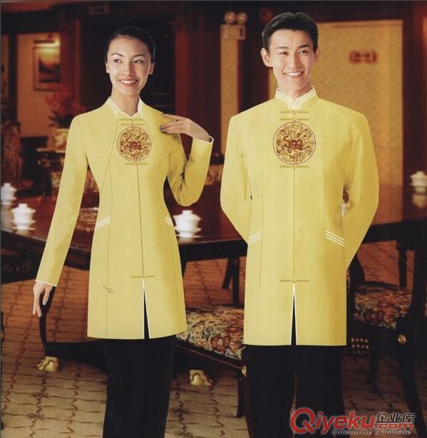 深圳酒樓制服訂做|深圳訂做制服
